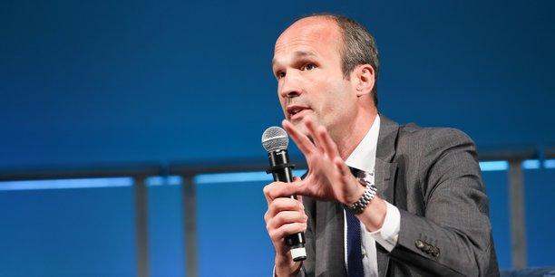 Hervé Grandjean, porte-parole du ministère des Armées était à Toulouse pour le Space Forum organisé par La Tribune.