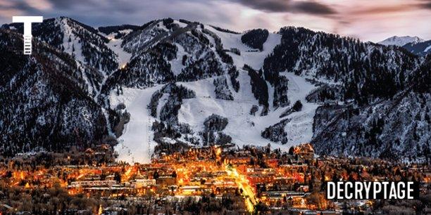 La commune d'Aspen (7 000 habitants) nichée au cœur des Rocheuses dans le Colorado, réputée pour sa très chic station de ski, est à la pointe de la transition énergétique. En 2015, elle a été l'une des toutes premières villes américaines à utiliser une électricité issue à 100 % d'énergies renouvelables.