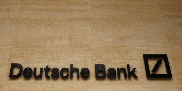 La bce presse deutsche bank de trouver un successeur a paul achleitner[reuters.com]