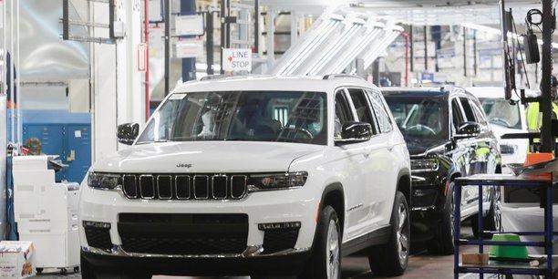 Detroit: stellantis devoile sa nouvelle usine jeep dans l'ancienne capitale de l'automobile[reuters.com]