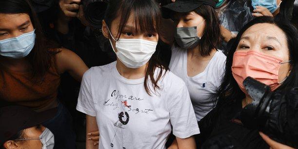 Hong kong: la militante agnes chow liberee[reuters.com]