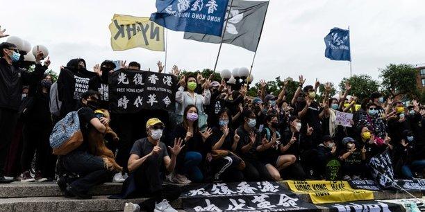 Hong kong: au moins trois arrestations a l'occasion de l'anniversaire des manifestations de 2019[reuters.com]