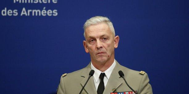 France: le general lecointre quitte son poste de chef d'etat-major[reuters.com]
