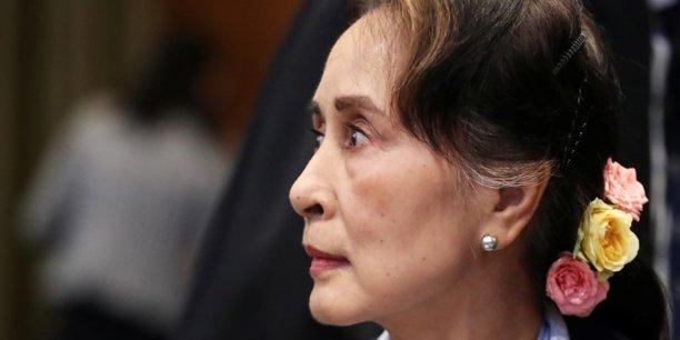 Birmanie: ouverture d'un premier proces d'aung san suu kyi[reuters.com]