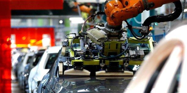 Zone euro: hausse plus marquee que prevu de la production industrielle en avril[reuters.com]