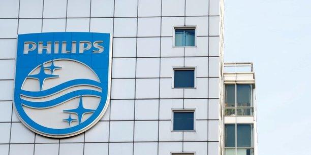 Philips lance un rappel de ses ventilateurs potentiellement dangereux pour la sante[reuters.com]