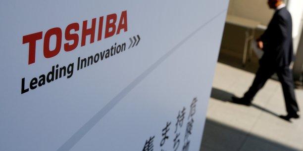 Toshiba: le president dit vouloir rester, propose un renouvellement du conseil[reuters.com]