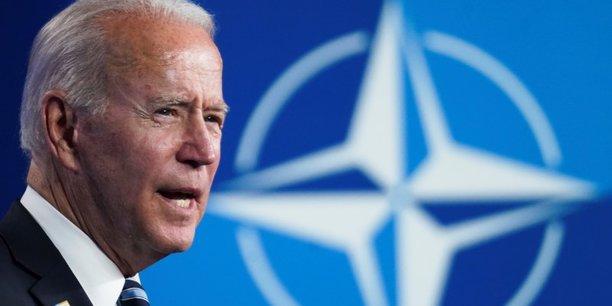 Biden dit qu'il proposera une cooperation a poutine[reuters.com]
