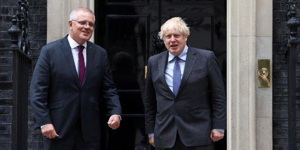 Accord commercial entre le royaume-uni et l'australie, dit canberra[reuters.com]