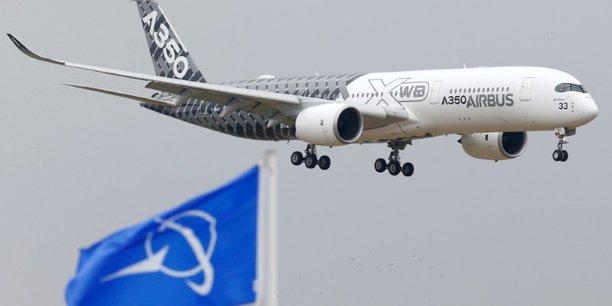 Washington et Bruxelles s'opposaient depuis 2004 devant l'Organisation mondiale du commerce (OMC) sur les aides publiques illégales versées à leurs deux avionneurs.