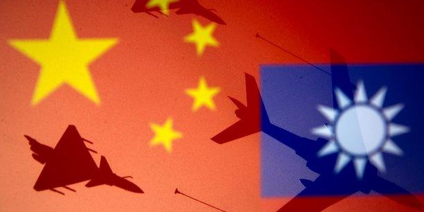 Taiwan signale la plus grande intrusion d'avions chinois dans son espace aerien[reuters.com]