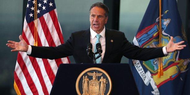 Usa: levee des dernieres restrictions sanitaires a new york[reuters.com]