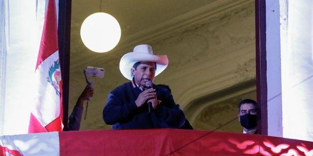 Perou: castillo en tete de la presidentielle avec 50,1% des voix[reuters.com]