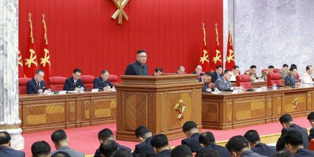Coree du nord: la situation alimentaire est tendue, dit kim jong-un[reuters.com]