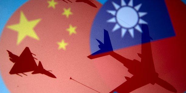 Taiwan: la chine dit qu'elle doit faire face a la collusion[reuters.com]