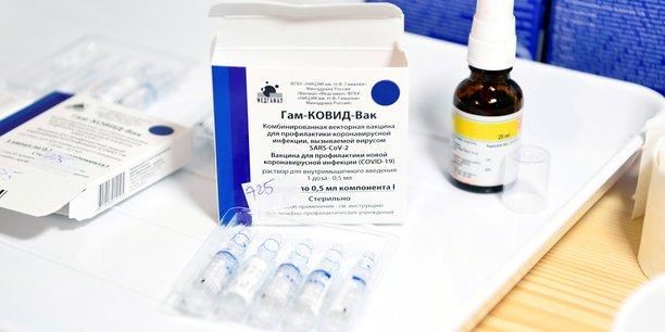 Coronavirus: delais dans l'examen europeen du vaccin russe spoutnik v[reuters.com]