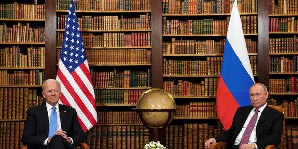 Poutine constate beaucoup de problemes lors de son sommet avec biden[reuters.com]