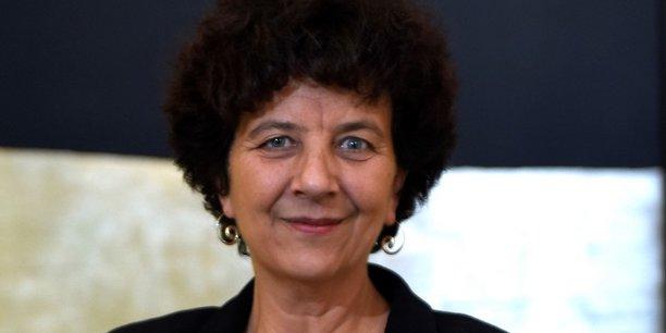 Frédérique Vidal, ministre de l'Enseignement supérieur, de la Recherche et de l'Innovation.