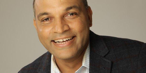 Deepak Patil, Senior Vice President of Dell Technologies Cloud Platforms & Solutions.
