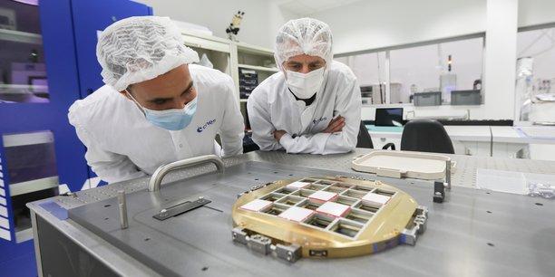 Le télescope MXT sera équipé d'une optique inspirée des yeux du homard.