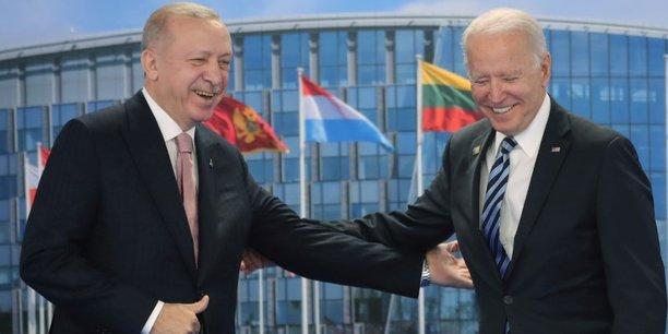 Afghanistan: biden et erdogan conviennent du role de l'armee turque, selon washington[reuters.com]