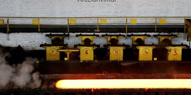 Arcelormittal cede des parts dans cleveland-cliffs et rachete ses propres titres[reuters.com]