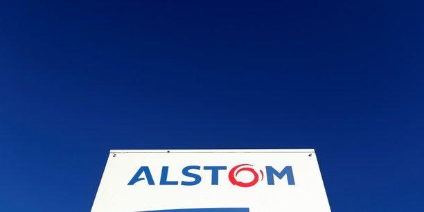 Sur 10 mois, la valeur du titre Alstom a chuté de 13%, après une nouvelle sanction des marchés ce lundi matin.