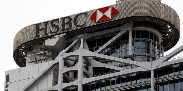 Hsbc prevoit une perte de 2,3 milliards de dollars dans le cadre de la vente de sa banque de detail en france[reuters.com]