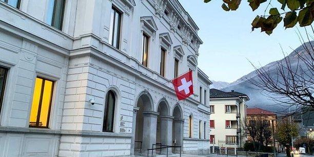 Un ancien rebelle liberien condamne pour crimes de guerre en suisse[reuters.com]
