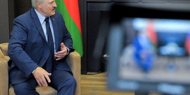 Accord technique de l'ue sur des sanctions contre la bielorussie, selon des diplomates[reuters.com]