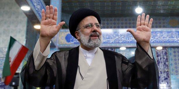 L'utraconservateur ebrahim raissi remporte la presidentielle, selon la television publique[reuters.com]