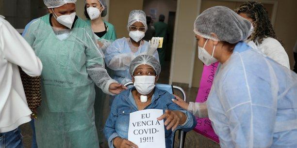 Coronavirus: le bresil depasse les 500.000 deces[reuters.com]