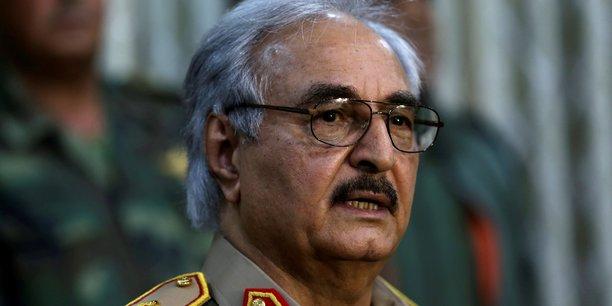 Libye: les forces d'haftar ferment la frontiere avec l'algerie[reuters.com]