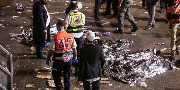Le gouvernement israelien ordonne une enquete sur la bousculade mortelle d'avril[reuters.com]