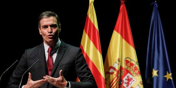 Le gouvernement espagnol proposera mardi de gracier les dirigeants catalans emprisonnes[reuters.com]