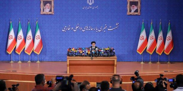 Iran: raissi affirme que sa politique etrangere ne sera pas limitee a la relance de l'accord nucleaire[reuters.com]