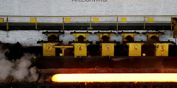 France: arcelormittal fait une offre pour le rachat d'ascoval et de l'usine d'hayange[reuters.com]