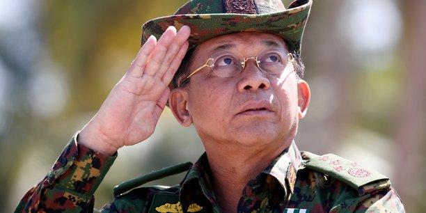 Russie et birmanie s'engagent a renforcer leurs liens[reuters.com]