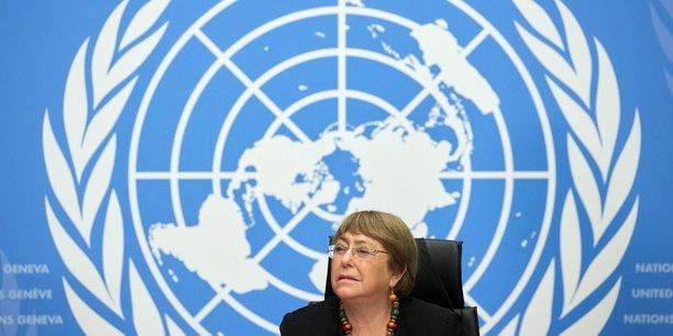 Bachelet (onu) espere se rendre dans le xinjiang cette annee[reuters.com]
