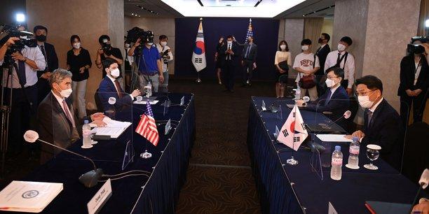 La coree du nord raille les espoirs des etats-unis pour des discussions[reuters.com]