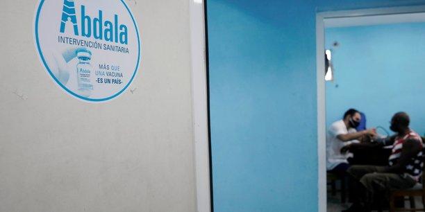 Cuba: le vaccin abdala contre le covid-19 efficace a 92,28%[reuters.com]