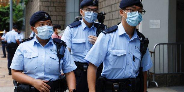 Hong kong : ouverture du proces de la premiere personne inculpee en vertu de la loi sur la securite nationale[reuters.com]