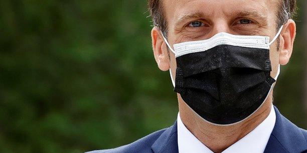 Emmanuel Macron avait commandé ce rapport au début de l'année 2020.