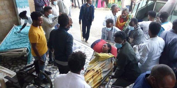 Ethiopie: une frappe aerienne fait au moins 43 morts dans la region du tigre[reuters.com]