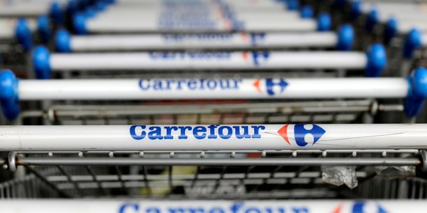 Carrefour reflechit a la taille critique de filiales internationales[reuters.com]