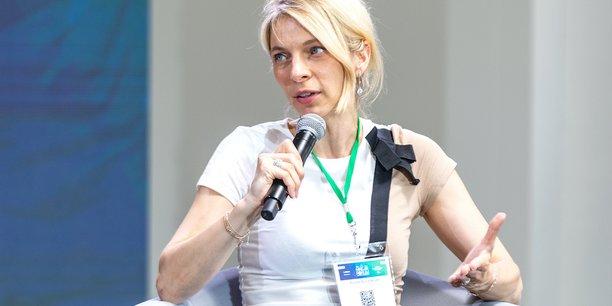 Maud Bailly, directrice générale Europe du Sud d'Accor