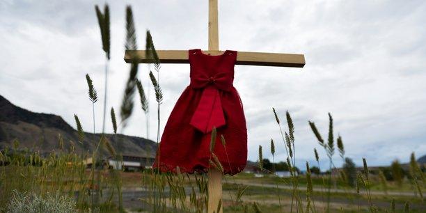 Canada : un groupe autochtone annonce la decouverte de centaines de tombes non marquees[reuters.com]
