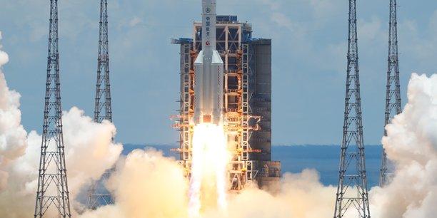 La chine prevoit sa premiere mission habitee vers mars en 2033[reuters.com]