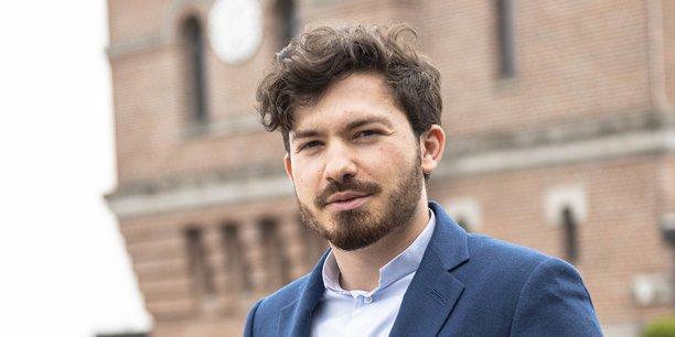 Nicolas Brien, nouveau président du directoire d'Euratechnologies.