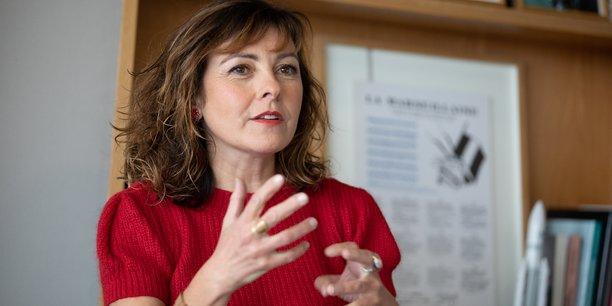 Elue pour la première fois patronne du conseil régional d'Occitanie en 2015, Carole Delga vient d'être élue présidente de l'association Régions de France.